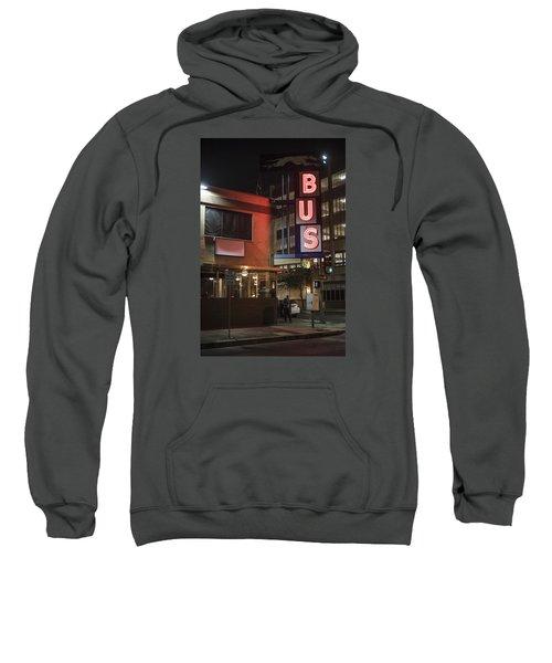 The Bus Stop Sweatshirt