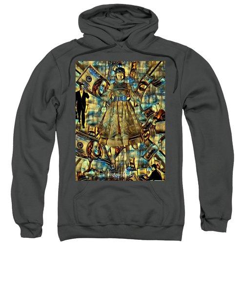 The Business Of Humans Sweatshirt