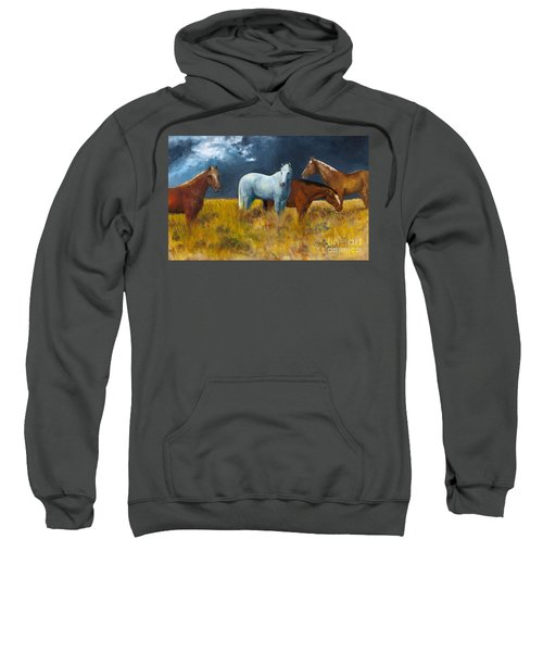 The Calm After The Storm Sweatshirt