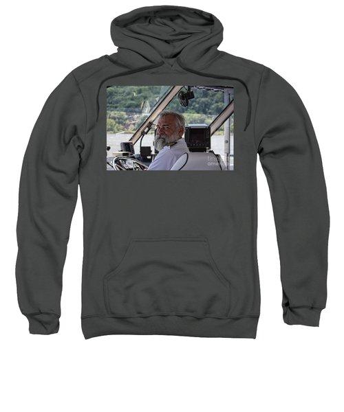 The Captain Sweatshirt