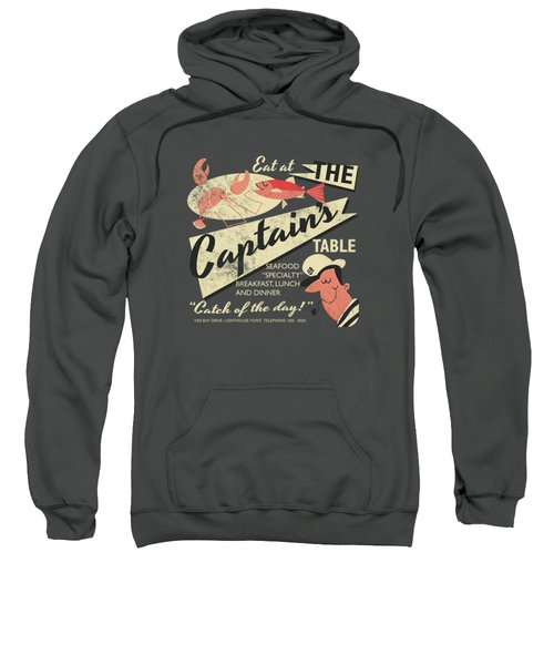 The Captain's Table Sweatshirt