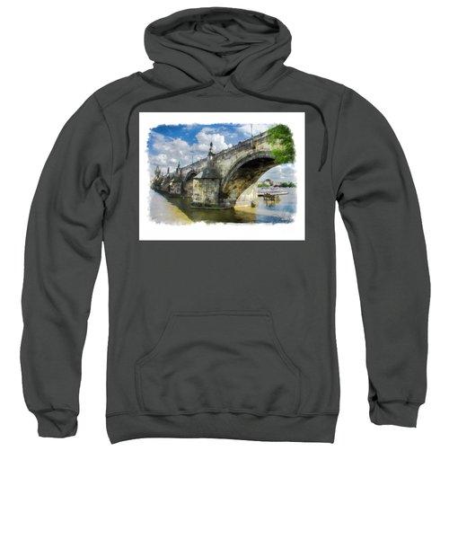 The Charles Bridge - Prague Sweatshirt