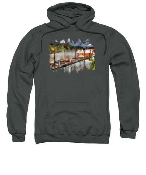 The Charming Port Of Toledo Sweatshirt