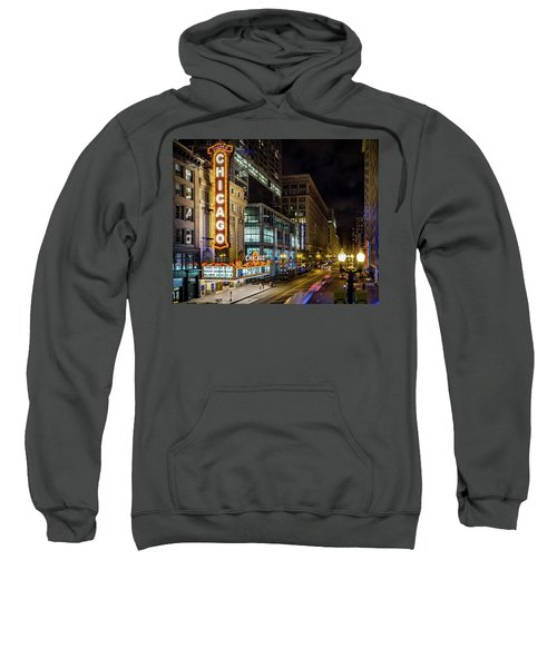 Illinois - The Chicago Theater Sweatshirt