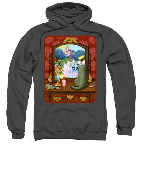 The Chimera Vanity - Fantasy World Sweatshirt