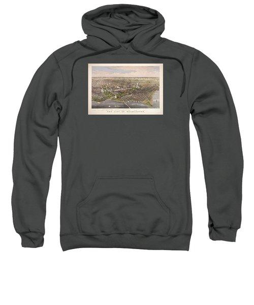 The City Of Washington Sweatshirt