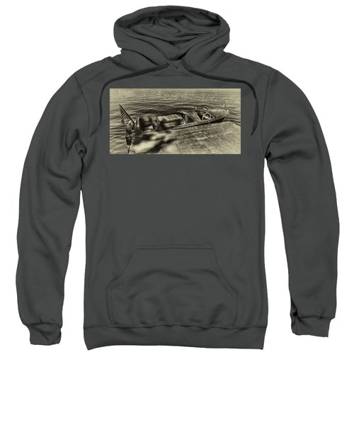The Classic 1958 Chris Craft Sweatshirt