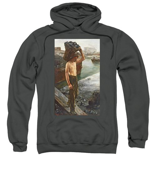 The Coal Carrier Sweatshirt