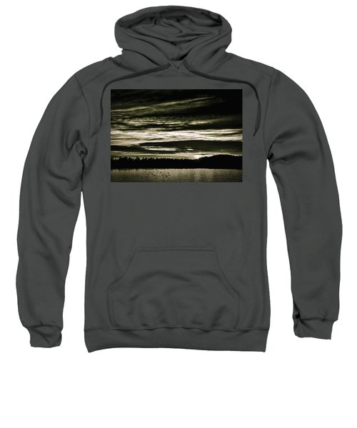The Coast At Night Sweatshirt