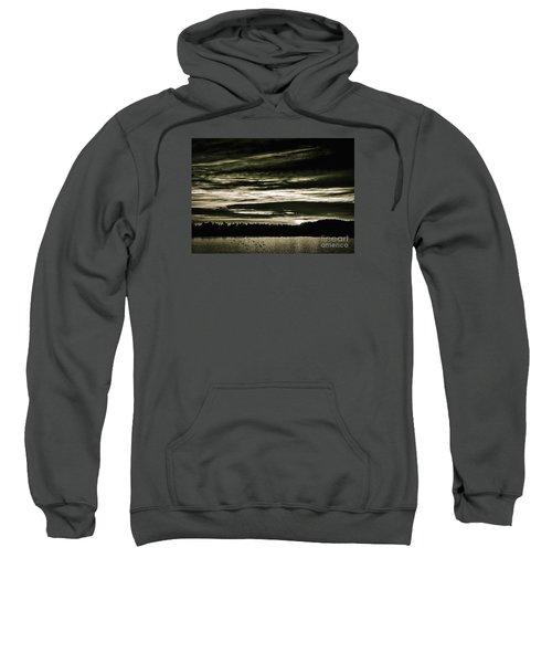 The Coast At Night Sweatshirt