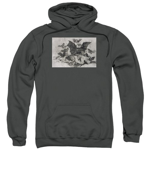The Consequences Sweatshirt by Goya