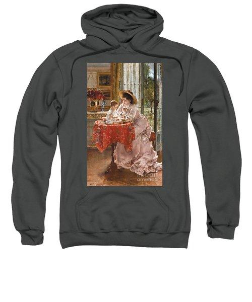 The Contented Mother Sweatshirt