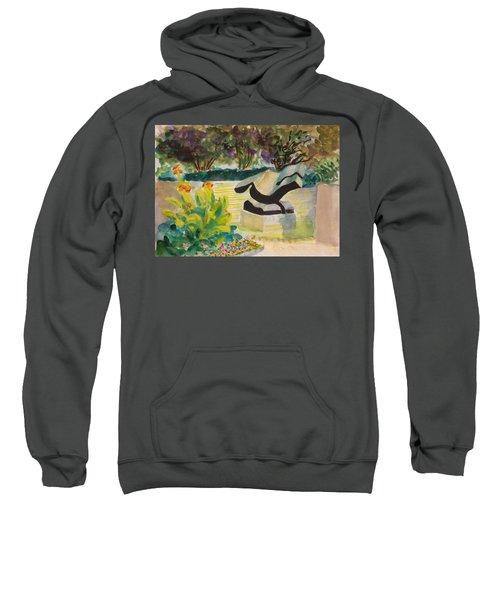 The Corinthian Garden Sweatshirt