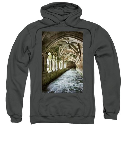 The Corridors Of The Monastery Sweatshirt