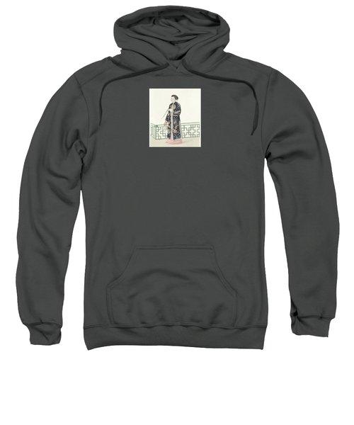 The Costume Of China Sweatshirt