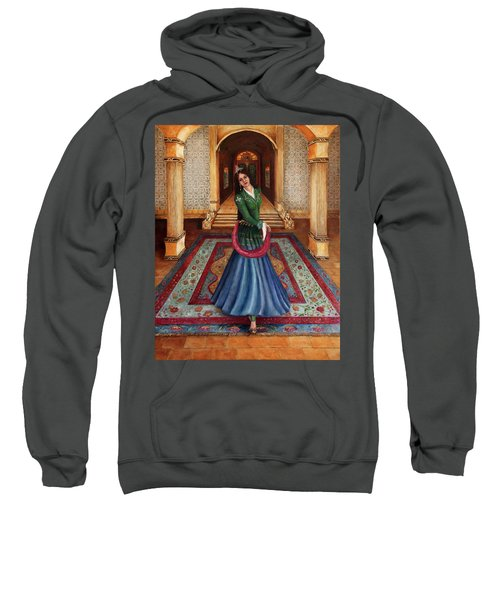 The Court Dancer Sweatshirt