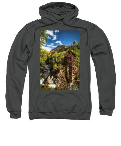 The Crystal Mill Sweatshirt