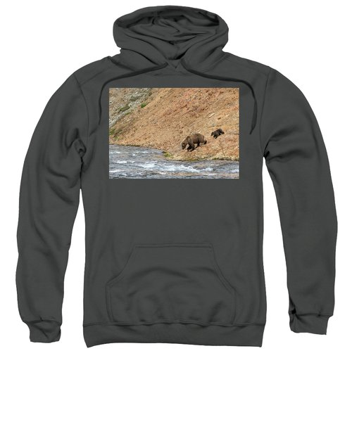 The Danger Has Passed Sweatshirt