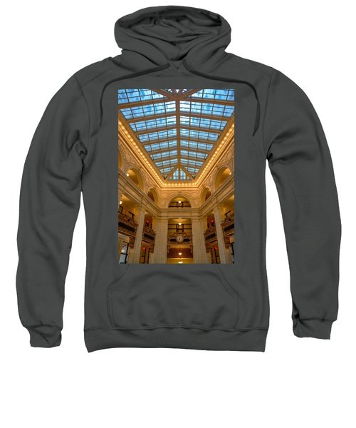 The David Whitney Building Sweatshirt