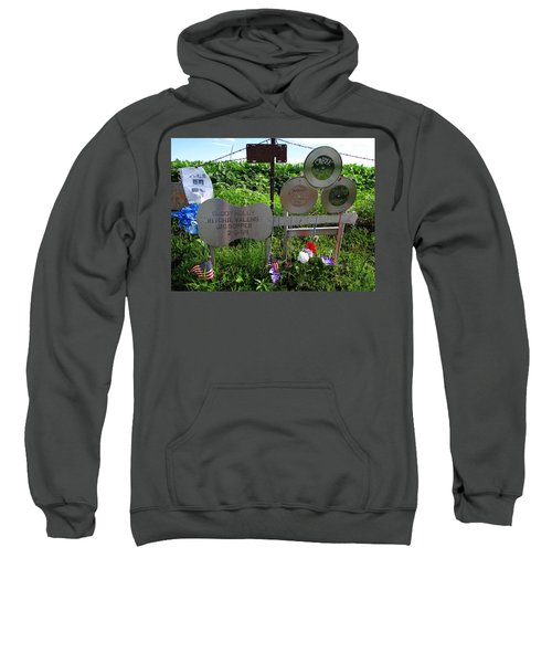 The Day The Music Died Sweatshirt