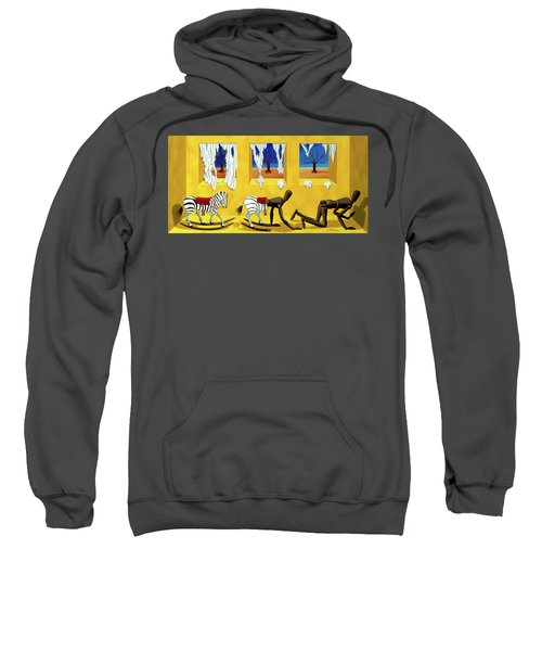 The Death Of Innocence Sweatshirt