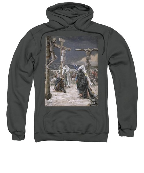 The Death Of Jesus Sweatshirt
