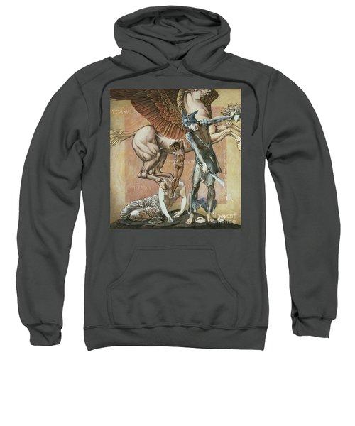 The Death Of Medusa I Sweatshirt