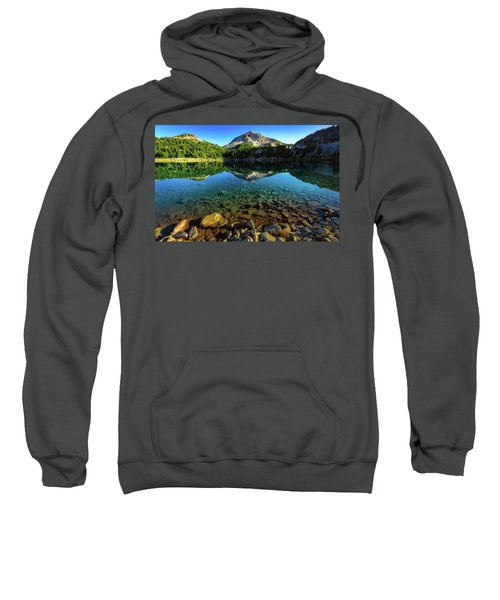 The Depths Of Lake Helen Sweatshirt