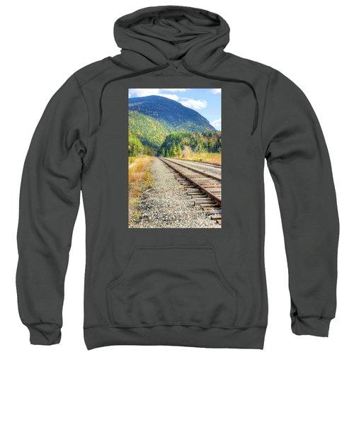 The Disappearing Railroad Sweatshirt