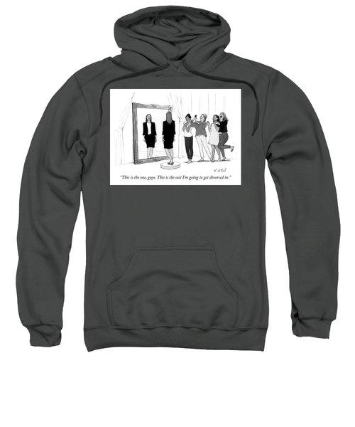 The Divorce Suit Sweatshirt