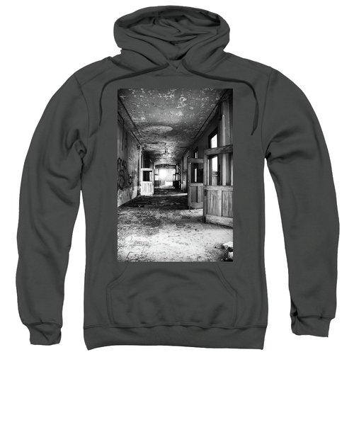The Doors Are Open Sweatshirt