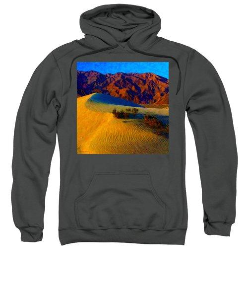 The Dunes At Dusk Sweatshirt