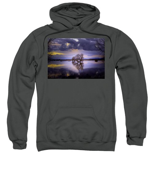 The Edge Of Sunset Sweatshirt