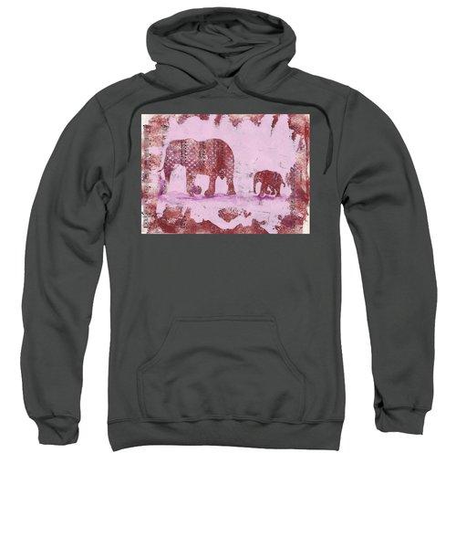 The Elephant March Sweatshirt