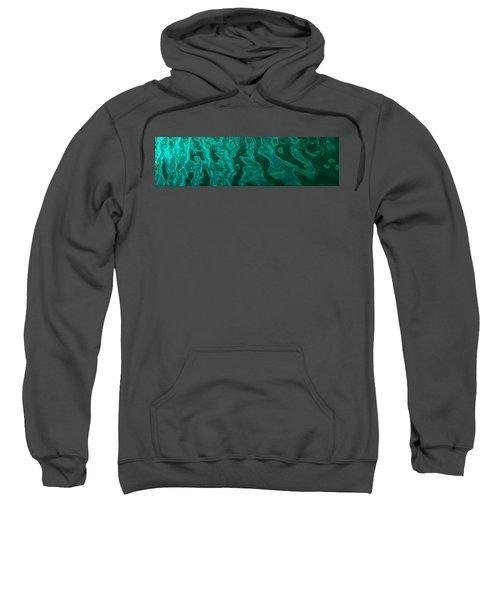 The Emerald Wave Sweatshirt