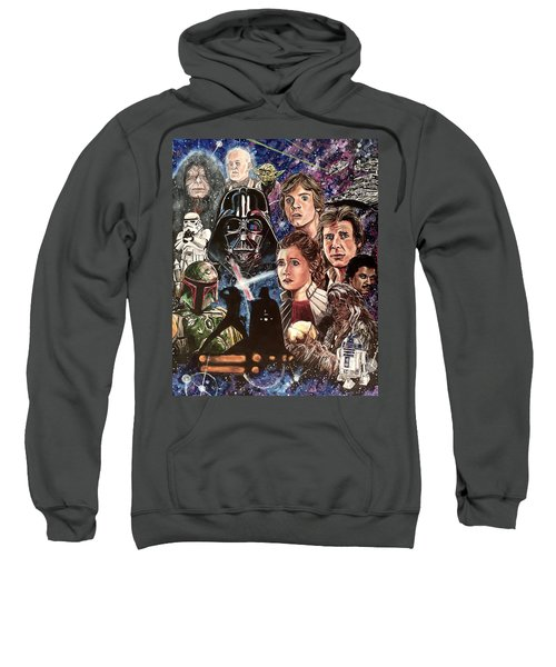 The Empire Strikes Back Sweatshirt