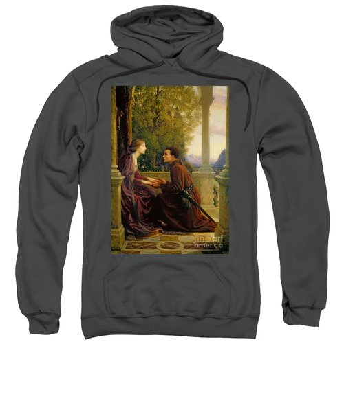 The End Of The Quest Sweatshirt