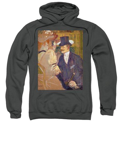 The Englishman  Sweatshirt
