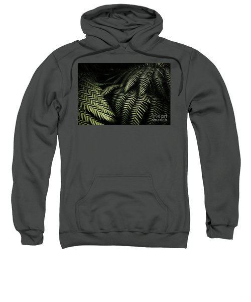 The Exotic Dark Jungle Sweatshirt