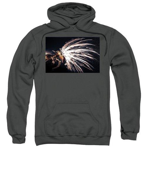 The Exploding Growler Sweatshirt