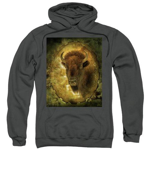 The Face Of Tatanka Sweatshirt