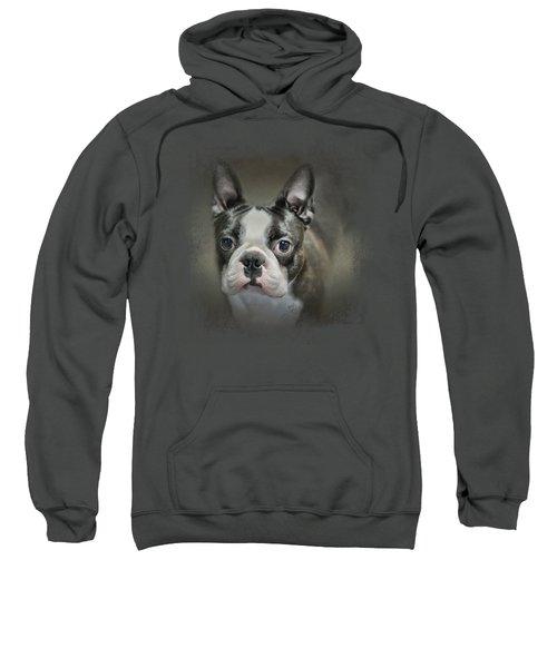 The Face Of The Boston Sweatshirt