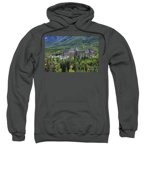 The Fairmont Banff Springs Sweatshirt