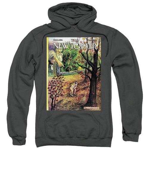 New Yorker October 3rd, 1994 Sweatshirt