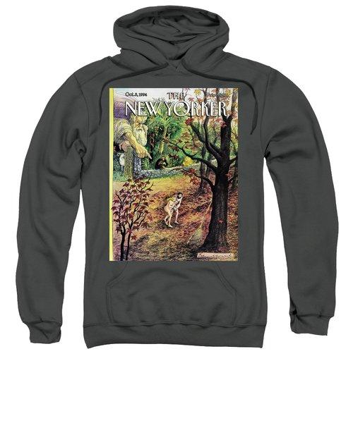 The Fall Sweatshirt