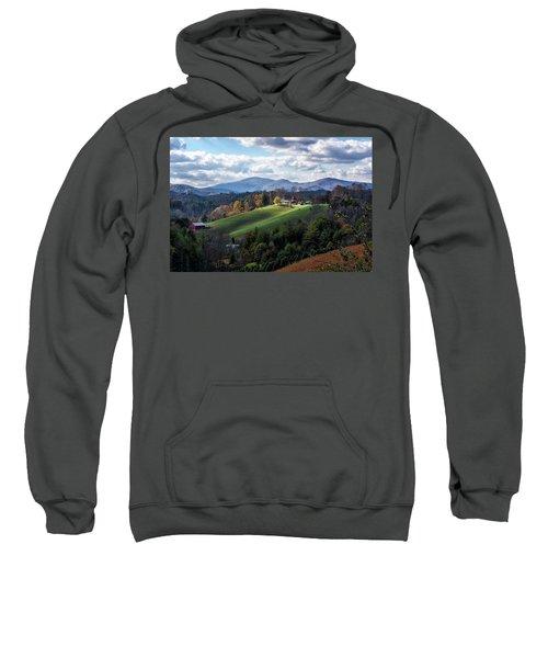 The Farm On The Hill Sweatshirt
