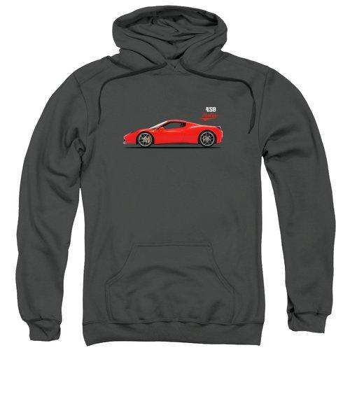 The Ferrari 458 Italia Sweatshirt