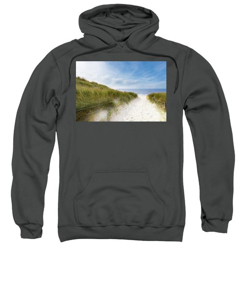 The First Look At The Sea Sweatshirt