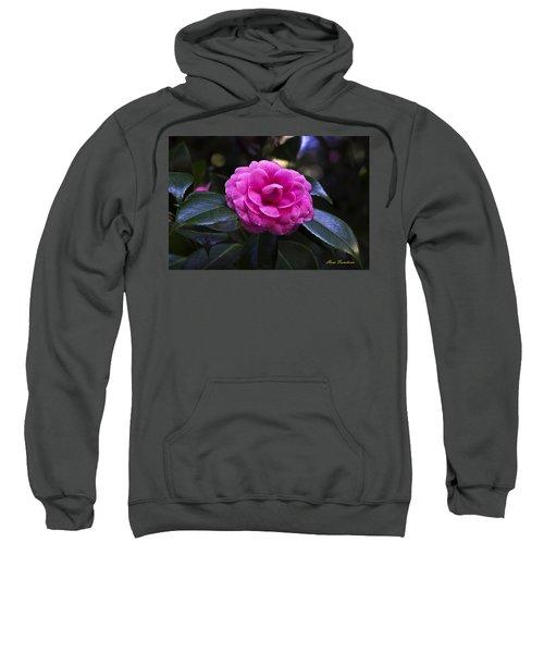 The Flower Signed Sweatshirt
