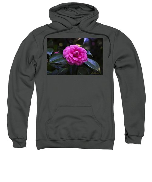 The Flower Signed Sweatshirt